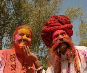 Holi- The Vibrancy of Rajasthan
