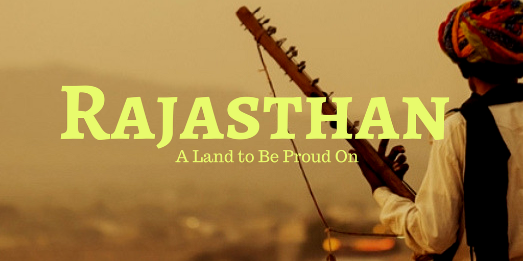 being a rajasthani
